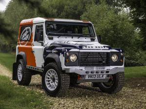 Land Rover Defender 90 Challenge Car 2014 года