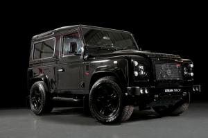 Land Rover Defender 90 Ultimate RS by Urban Truck 2014 года