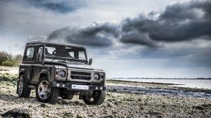 Land Rover Defender SW 90 by Project Kahn 2014 года