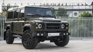 Land Rover Defender XS 110 Chelsea Wide Track Black by Project Kahn 2014 года