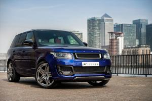 2014 Land Rover Range Rover 600-LE Bali Blue Luxury Edition by Project Kahn
