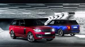 2014 Land Rover Range Rover 600-LE by Project Kahn