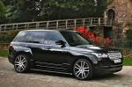 Land Rover Range Rover AR 9 Spirit V8 Supercharged by Arden 2014 года