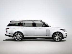Land Rover Range Rover Autobiography Black LWB 2014 года
