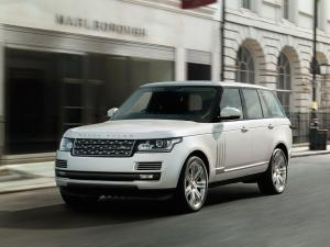 2014 Land Rover Range Rover Autobiography Black