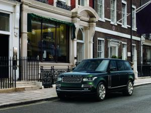 2014 Land Rover Range Rover Holland and Holland Edition