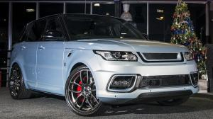 Land Rover Range Rover Sport LE 400 by Project Kahn 2014 года