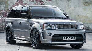 Land Rover Range Rover Sport RS300 by Project Kahn 2014 года