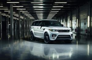 Land Rover Range Rover Sport Stealth Package 2014 года