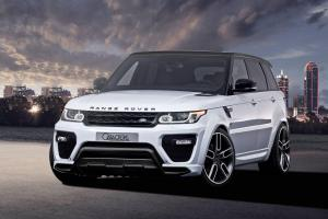 Land Rover Range Rover Sport by Caractere Exclusive 2014 года