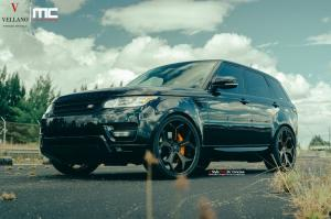 Land Rover Range Rover Sport by MC Customs on Vellano Wheels 2014 года