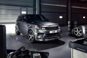 2014 Land Rover Range Rover Sport by Overfinch