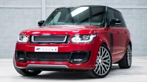 2014 Land Rover Range Rover Vogue 600-LE by Project Kahn