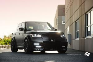2014 Land Rover Range Rover Vogue Lumma CLR R by SR Auto Group