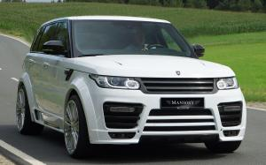 Land Rover Range Rover by Mansory 2014 года