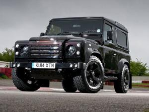 2014 Land Rover Urban Truck Defender Ultimate Edition by Project Kahn