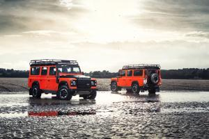 2015 Land Rover Defender 110 Adventure