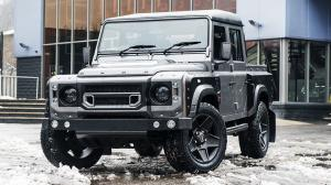 Land Rover Defender 110 Double Cab Pickup by Project Kahn 2015 года