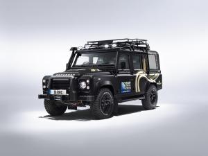2015 Land Rover Defender 110 Rugby World Cup 2015