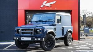 Land Rover Defender 2.2 TDCI XS 90 Wide Track by Project Kahn 2015 года