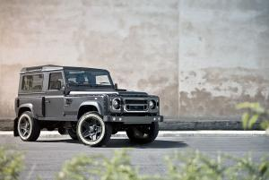 2015 Land Rover Defender 90 Chelsea Wide Track by Project Kahn