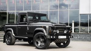 2015 Land Rover Defender 90 Flying Huntsman 105 by Project Kahn