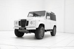 Land Rover Defender 90 Series 3.1 by Startech 2015 года