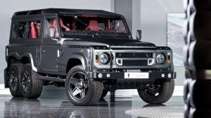 2015 Land Rover Defender Flying Huntsman 6X6 by Project Kahn