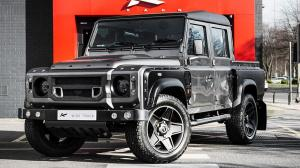 2015 Land Rover Defender XS 110 Pick Up by Project Kahn