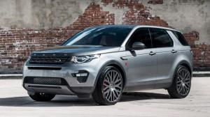 Land Rover Discovery Sport Ground Effect Edition by Project Kahn 2015 года