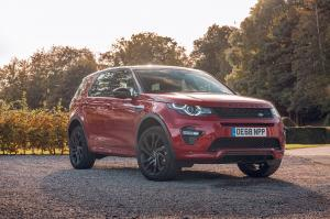 2015 Land Rover Discovery Sport HSE Dynamic Lux