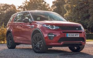 Land Rover Discovery Sport HSE Dynamic Lux 2015 года (UK)