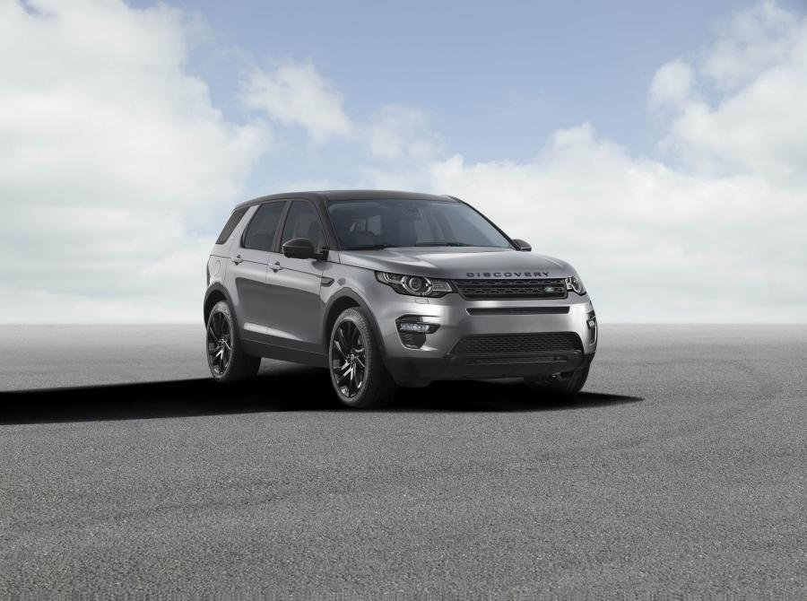 Land Rover Discovery Sport HSE Luxury Black Pack