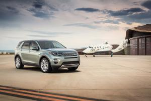 Land Rover Discovery Sport HSE Luxury 2015 года