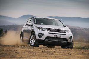 Land Rover Discovery Sport SE 2015 года