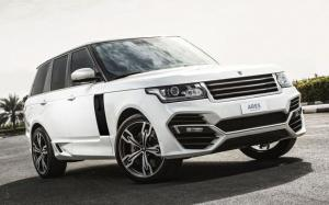Land Rover Range Rover 600 Supercharged by Ares Performance 2015 года