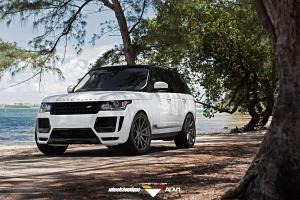 2015 Land Rover Range Rover HSC Autobiography Veritas by Vorsteiner on ADV.1 Wheels (ADV10MV1CS)