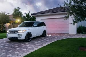 2015 Land Rover Range Rover HSC on ADV.1 Wheels (ADV10RDCCS)