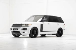 Land Rover Range Rover LWB by Startech 2015 года