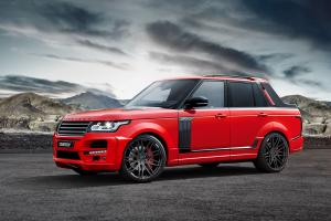 Land Rover Range Rover Pickup by Startech 2015 года