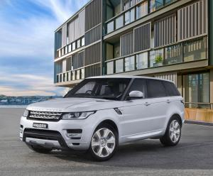 2015 Land Rover Range Rover Sport Autobiography HEV