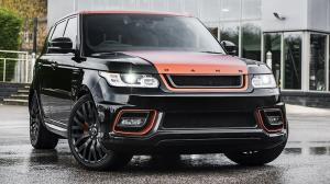 Land Rover Range Rover Sport Vesuvius Edition by Project Kahn 2015 года