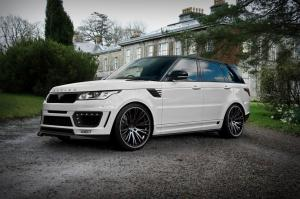 2015 Land Rover Range Rover Sport by Aspire Design