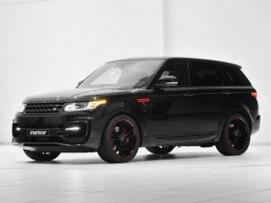 Land Rover Range Rover Sport by Startech 2015 года