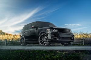 2015 Land Rover Range Rover Sport on ADV.1 Wheels (ADV10RDCCS)