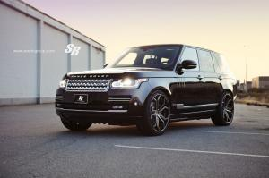 2015 Land Rover Range Rover Supercharged by SR Auto Group