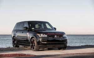 Land Rover Range Rover by STRUT 2015 года