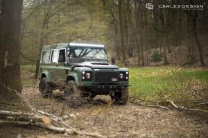 Land Rover Defender 110 Nakatanenga by Carlex Design 2016 года