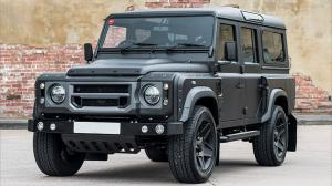 Land Rover Defender 110 Station Wagon The End Edition by Project Kahn 2016 года