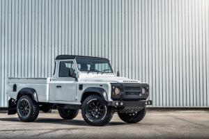 2016 Land Rover Defender 110 TD Pickup by Project Kahn